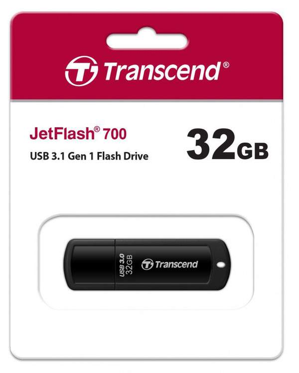 flash   transend  32gb  Jet Flash 700 /25 (шт.)