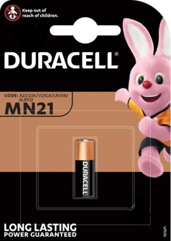 Duracell MN-21 (2bl) (шт.)