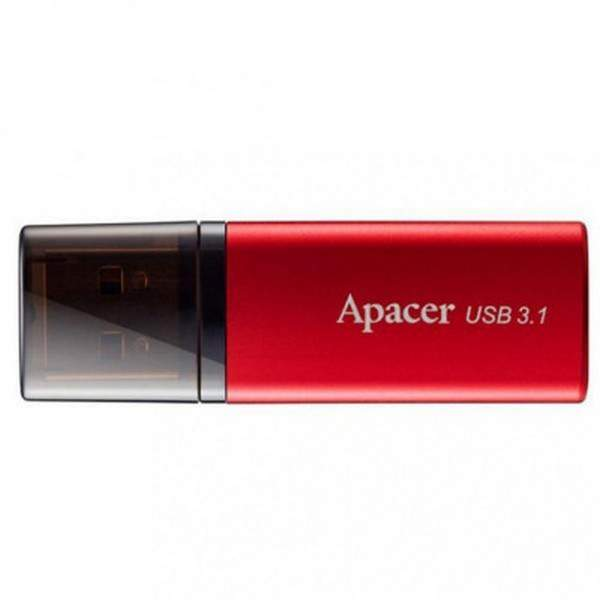 APACER USB3.1  flash  128GB (AH-258) RED (шт.)