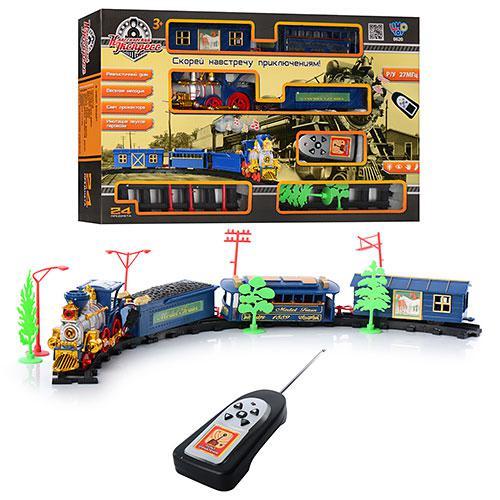 Как сделать радиоуправляемый поезд